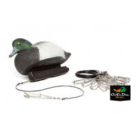 "RIG'EM RIGHT WATERFOWL 36"" GANG RIG DROPS DOZEN DIVER DUCK HUNTING DECOY RIGS"