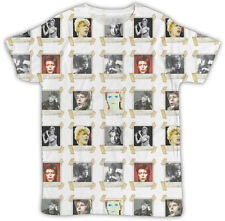 DAVID BOWIE ALL OVER PRINTED TSHIRT IDEAL GIFT FUNNY UNISEX COOL FUNNY  TSHIRT