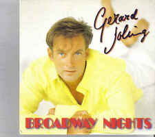 Gerard Joling-Broadway Nights cd single
