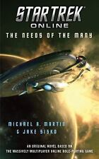 STAR TREK ONLINE! THE NEEDS OF THE MANY! BY: MARTIN & SISKO! MULTIPLAYER! NEW!