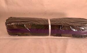 Two Tone Belt Camo/Purple Size 5 Martial Arts Karate Gi Cloth