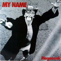 LP 33 My Name – Megacrush Blue Marbled Vinyl USA 1992