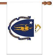 Toland Massachusetts State Flag 28 x 40 Patriotic Usa House Flag