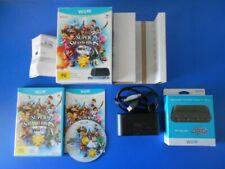 Super Smash Bros Wii U Limited Edition Gamecube Adapter - Nintendo Wii U Games