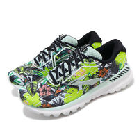 Brooks Adrenaline GTS 20 Tropical Green Black Women Road Running Shoes 120296 1B