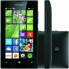 Microsoft Lumia 435 - 8GB - Black (Unlocked) Smartphone+ WARRANTY