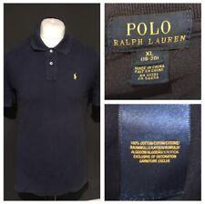 Ralph Lauren POLO Women's Blue Short Sleeve XL 18-20