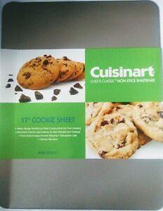 Cuisinart Chefs Classic Nonstick Bakeware 17 Inch Cookie Sheet