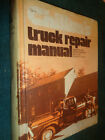 1964-1974 CHEVY FORD IH DODGE & MORE CHILTON'S TRUCK SHOP MANUAL PICKUP / VAN!