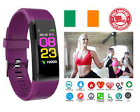 Rastreador Fitness Reloj Inteligente para Paso Caolorie Bluetooth Android IPHONE