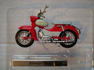 Simson Star Topmodel 1:24 Atlas