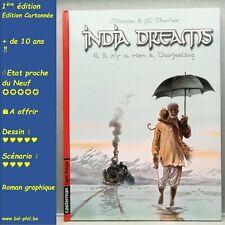 India dreams, 4, Il n'y a rien à Darjeeling, Charles, Casterman, EO, 2005, EN, C