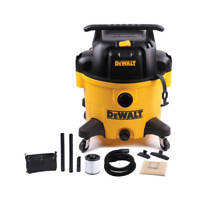 DEWALT DXV09P 9-Gallon 5.0 HP Wet/Dry Vacuum