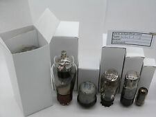 Special offer 700 pcs tube boxes for ECC83, EF12, VF14 etc.