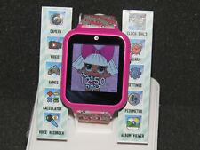 L.O.L. Surprise Touch-Screen Smartwatch Kids Girls Built in Selfie Camera Watch