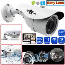 2.4MP CCTV Bullet Camera HD 1080p AHD IR 36 LEDs Night Vision OUTDOOR Security