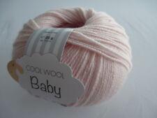 Cool wool Baby 25gr lana Grossa extra fino lana merino color 267 puderrosa