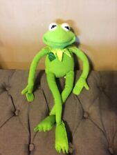 "Magic Talking Kermit the Frog 18"" Plush Sesame Street 30th Anniversary Tyco 1999"
