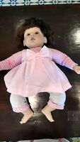 Lee Middleton by Reva Madame Alexander Baby Doll With Dark Auburn Hair