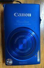 Canon PowerShot ELPH 320 HS / IXUS 240 HS 16.1MP Digital Camera - Blue...