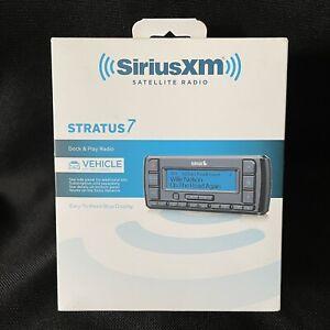 B14 SiriusXM SSV7V1 Stratus 7 Satellite Radio - Black New Sealed