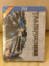 Transformers 2 Bluray Steelbook, UK Edition, New/Sealed