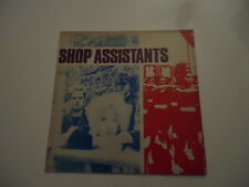 Shop Assistants ‎– Safety Net  LP Vinyl 53rd & 3rd ‎– AGARR 112