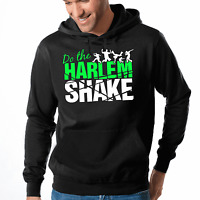 Do the Harlem Shake Flashmob Club Music Party DJ Kapuzenpullover Hoodie Sweater