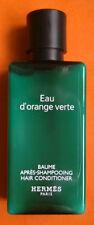 EAU D'ORANGE VERTE HERMES PARIS BAUME APRES-SHAMPOOING CHEVEUX FLACON 40 ML