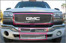 2003-2006 GMC Sierra Replacement Billet Grille-Combo 3Pc