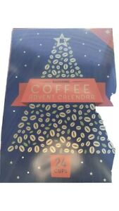 NIB 2020 Aldi Coffee Advent Calendar 24 Cups