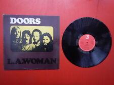 VINYL LP RECORD: DOORS: L A WOMAN. K42090. 1971.