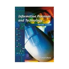 Information Processes & Technology HSC Course YEAR 12