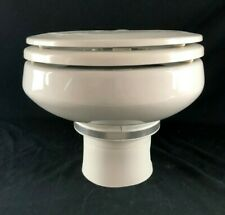Dometic Sealand 7220 MasterFlush Orbit RV Marine Boat Porcelain White Toilet #1