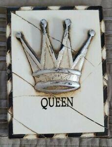 Sid Dickens Queen T25 Memory block ~Retiring~