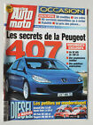 MAGAZINE - ACTION AUTO MOTO N° 86 - FEVRIER 2002 *