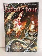 Marvel FANTASTIC FOUR VOL 3 OMNIBUS Hardcover HC Alex Ross Cover NEW