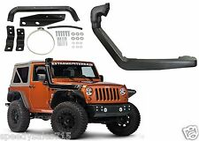 Air Ram Intake System Snorkel Kit For 2007-2017 Jeep Wrangler New Free Shipping