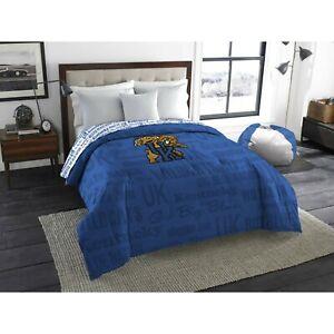 "NCAA Kentucky Wildcats ""Anthem"" Twin or Full Bedding Comforter - G22"