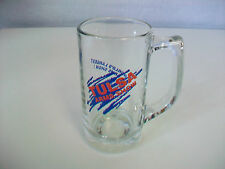 2000 TULSA ARMS SHOW Glass Mug Cup Stein World's Largest Arms Show