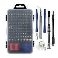 115 in 1 Magnetic Precision Screwdriver Set Computer Repair Kit Tool WATCH T8R4