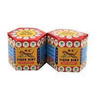 2 pots baume tiger oint blanc 20 g 25 % de camphre 5% huile de girofle
