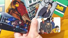 SHINEE PHOTO CARD #12 - 1 of 1 - The 5th Album TEASER B - ALL OF 10 - lucifer