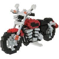 Kawada Nanoblock NBM-006 Motorcycle 440pcs