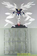 EffectsWings feather part for Bandai MG RG XXXG-00 Wing Fighter Zero Gundam