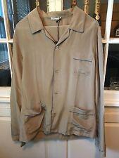 NWT Prada Silk Pajamas, Size M ($2,100 Value!)