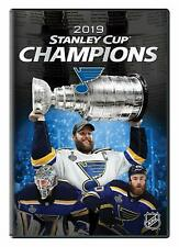 NHL 2019 Stanley Cup Champions [DVD] *NEU* St. Louis Blues Meister 18 / 19