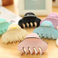 Headwear Women Lady Hair Plastic Claw Clamp Clip Hairpin Accessory Arch Bridge