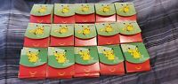 Pokemon 25th Anniversary McDonalds Happy Meal 450-Count 2 Case NO CARDS!!!