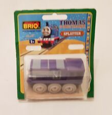 Thomas The Tank Engine & Friends BRIO SPLATTER WOOD TRAIN WOODEN NEW IN BOX